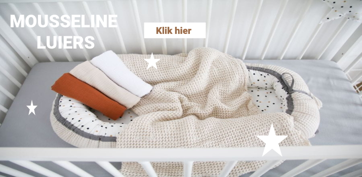 Tiny Star | Mousseline luiers1